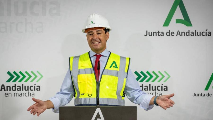 Andalucía Andalucía Andalucía intenta acelerar inversiones por 17.000 millones en energías renovables