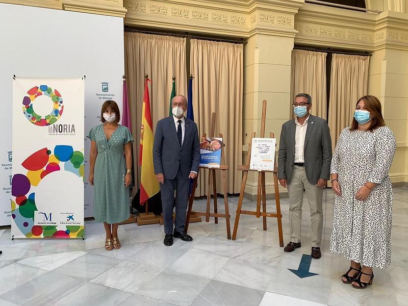 Málaga Málaga La Diputación y el Ayuntamiento se unen para impulsar la reactivación económica a través de la innovación social
