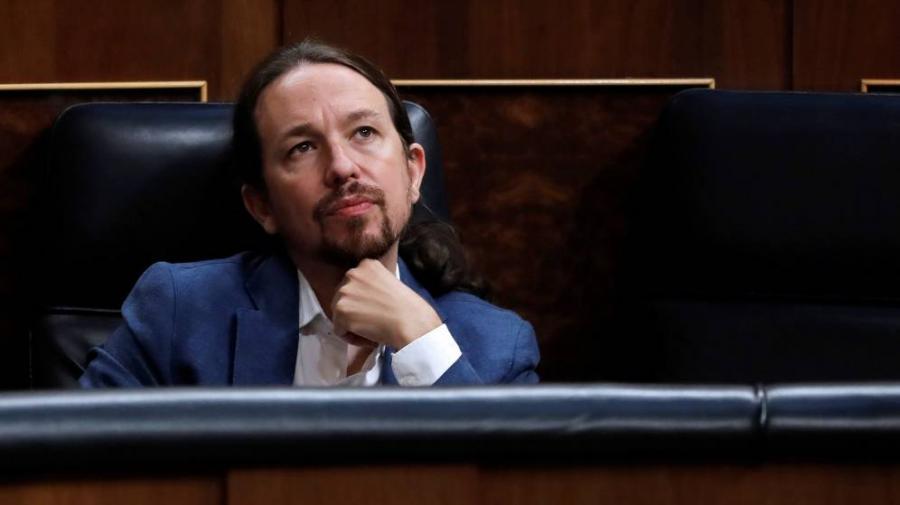 Actualidad Noticias El juez del caso Dina pide al Supremo que investigue a Pablo Iglesias por tres delitos