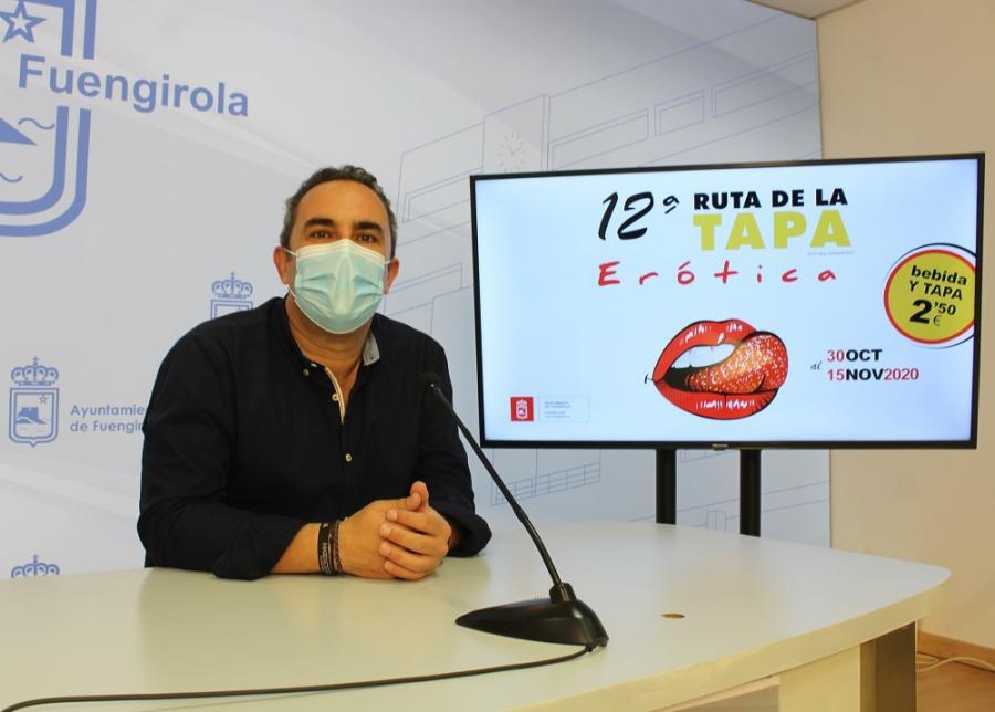 Ayuntamientos Ayuntamientos Fuengirola celebra la 12ª edición de la Ruta de la Tapa Erótica del 30 de octubre al 15 de noviembre