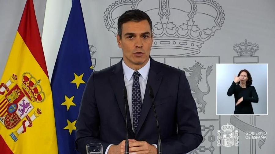 España España Pedro Sánchez ha explicado que se impondrá un toque de queda en todo el territorio nacional, excepto Canarias, desde las once de la noche hasta las seis de la mañana