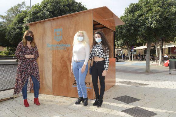 Torremolinos Torremolinos El Ayuntamiento de Torremolinos instala nuevos puestos de castañas para mejorar y unificar su estética