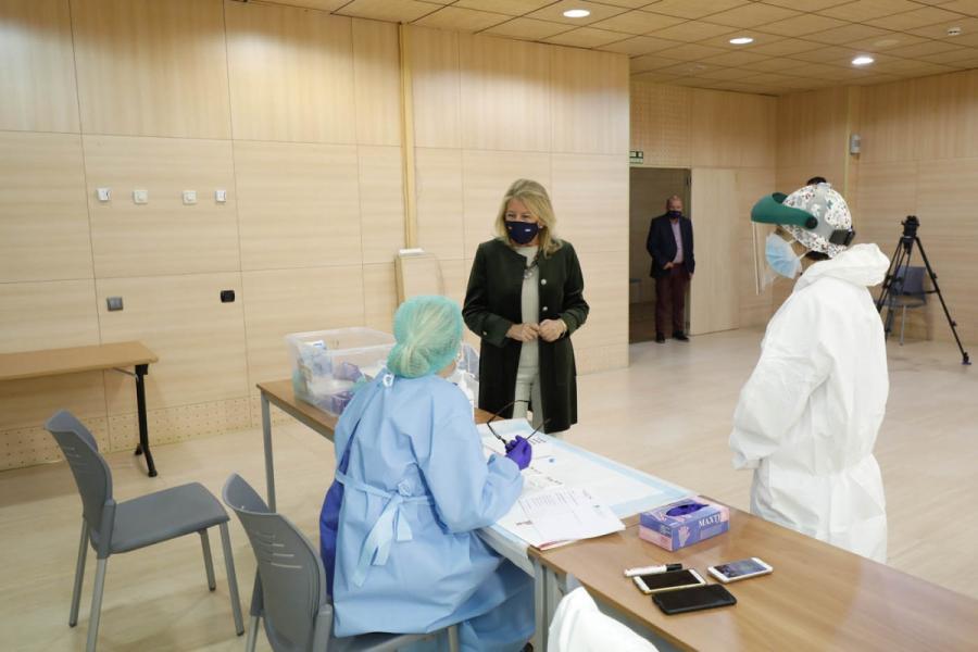Ayuntamientos Ayuntamientos El Ayuntamiento de Marbella pone a disposición de las autoridades sanitarias todos los recursos municipales para agilizar la campaña de vacunación