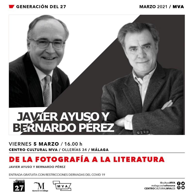Cultura Cultura El Centro del 27 de la Diputación continúa esta semana su ciclo 'De la fotografía a la literatura' y da la bienvenida a los encuentros 'Las islas invitadas'