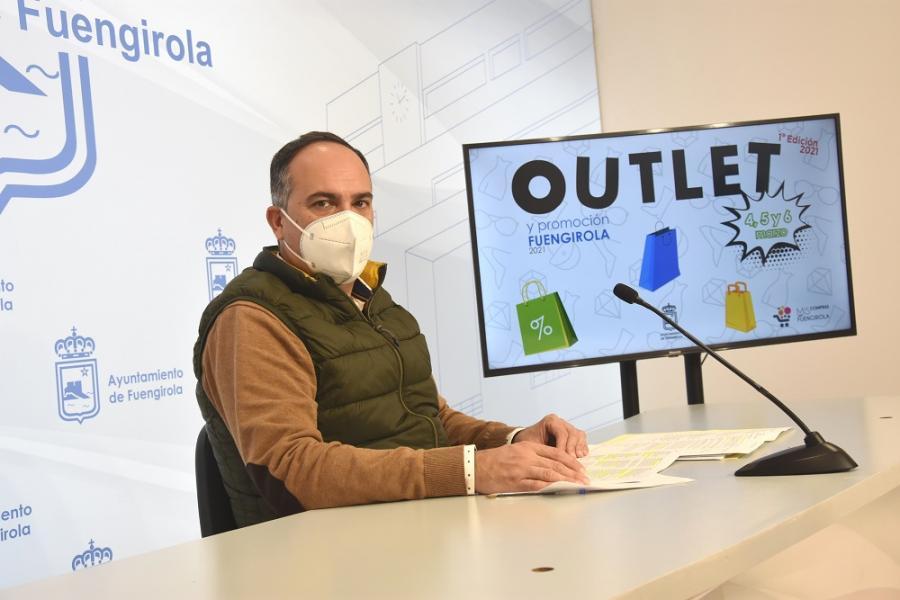 """Ayuntamientos Ayuntamientos Mañana comienza """"Outlet y Promoción Fuengirola"""" con 75 comercios participantes y descuentos de hasta el 80 %"""