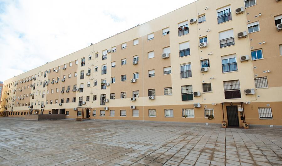 Andalucía Andalucía La rehabilitación de edificios mejora la factura de la luz y la salud de los ciudadanos