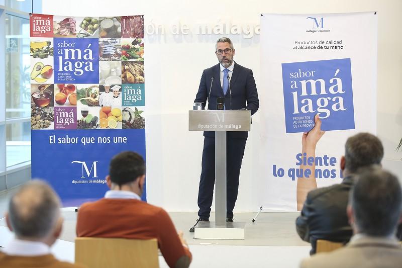 Málaga Málaga 'Sabor a Málaga' participa en el Salón H&T con el stand más grande del evento