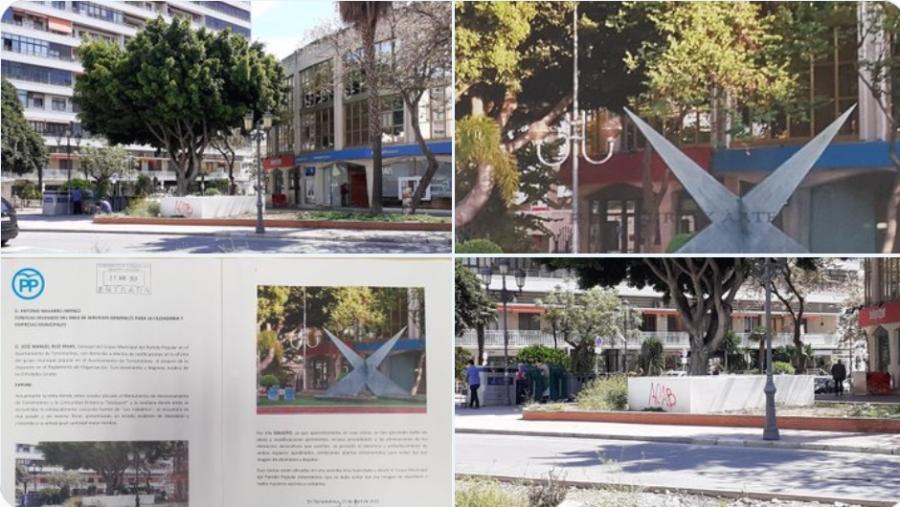 Torremolinos Torremolinos El centro de Torremolinos ¿una zona en permanente construcción?