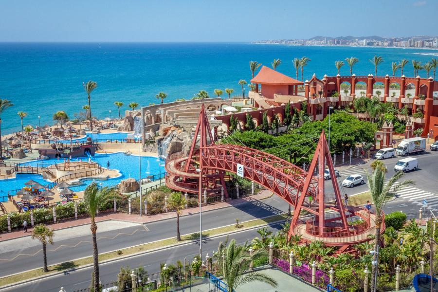 Turismo Turismo El resort hotelero Holiday World de Benalmádena reabre sus puertas el próximo 10 de junio con todas las medidas de seguridad de la Covid-19