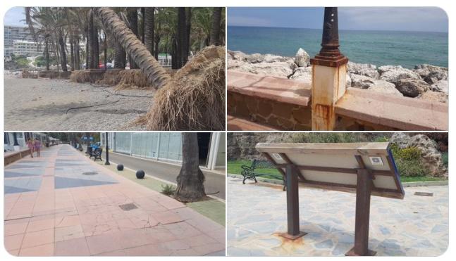 """Torremolinos Torremolinos Las """"Smart Beach"""" que vende el alcalde de Torremolinos en Madrid"""
