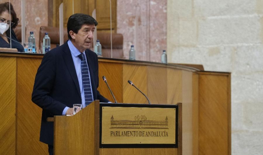 Andalucía Andalucía Convalidado el decreto que concede ayudas al sector feriante y da apoyo a la atención temprana