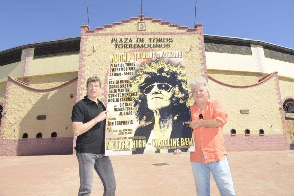 Torremolinos Torremolinos La III edición del Funky Town Torremolinos aterriza en la plaza de toros el 23 de julio