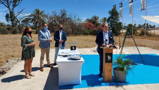 Torremolinos Torremolinos Habitat Inmobiliaria pone la primera piedra de la nueva promoción de viviendas en Torremolinos con una inversión de 90 millones de euros