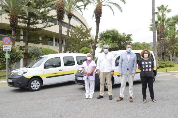 Torremolinos Torremolinos Torremolinos renueva la flota de la empresa municipal Aselimsa con vehículos eléctricos