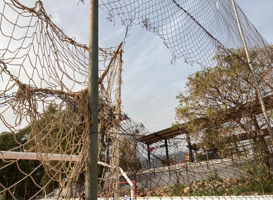 Torremolinos Torremolinos Más de cinco meses de retraso en poner en marcha la moción del PP, aprobada en pleno, para paliar el estado deplorable de las instalaciones polideportivas en los barrios de Torremolinos