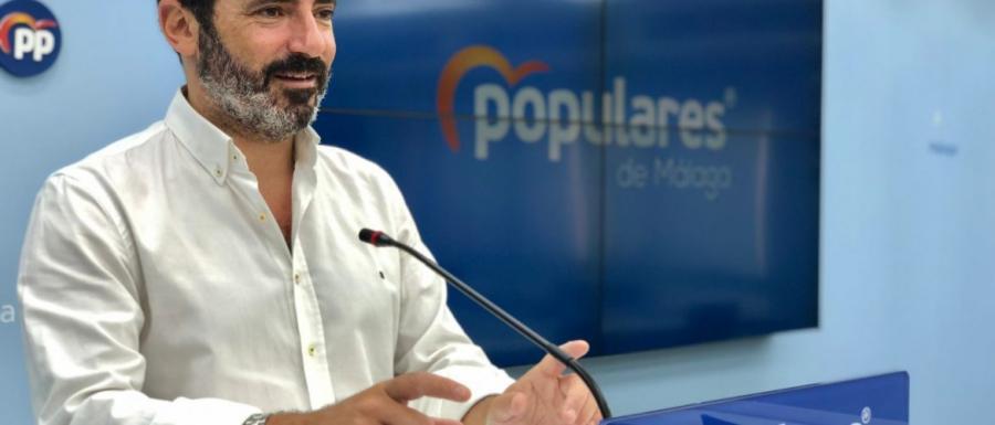 Málaga Málaga El PP alerta de un ataque integral del Gobierno central a la movilidad de la provincia de Málaga