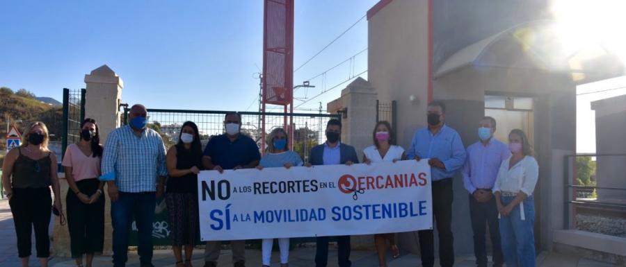 Ayuntamientos Ayuntamientos El PP insta al Gobierno a mejorar el Cercanías de Málaga tal y como se ha comprometido en Valencia