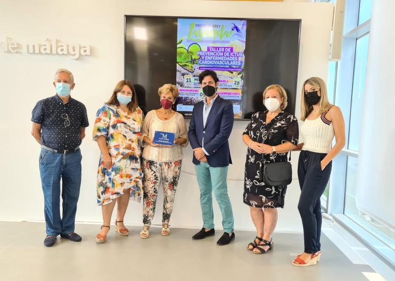 Málaga Málaga La Diputación impulsa talleres sobre prevención de enfermedades cardiovasculares