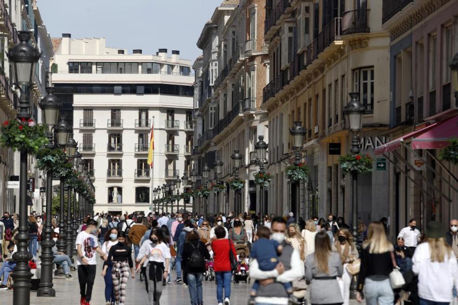 Málaga Málaga La provincia de Málaga se sitúa al completo en nivel 1 de alerta sanitaria