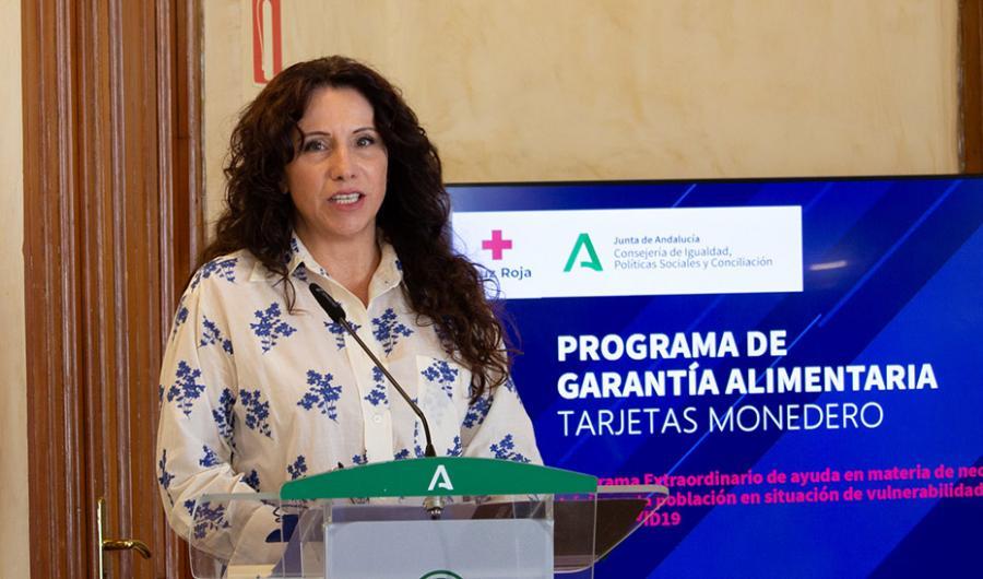 Andalucía Andalucía El programa Tarjeta Monedero de la Junta ha beneficiado a casi 70.000 andaluces