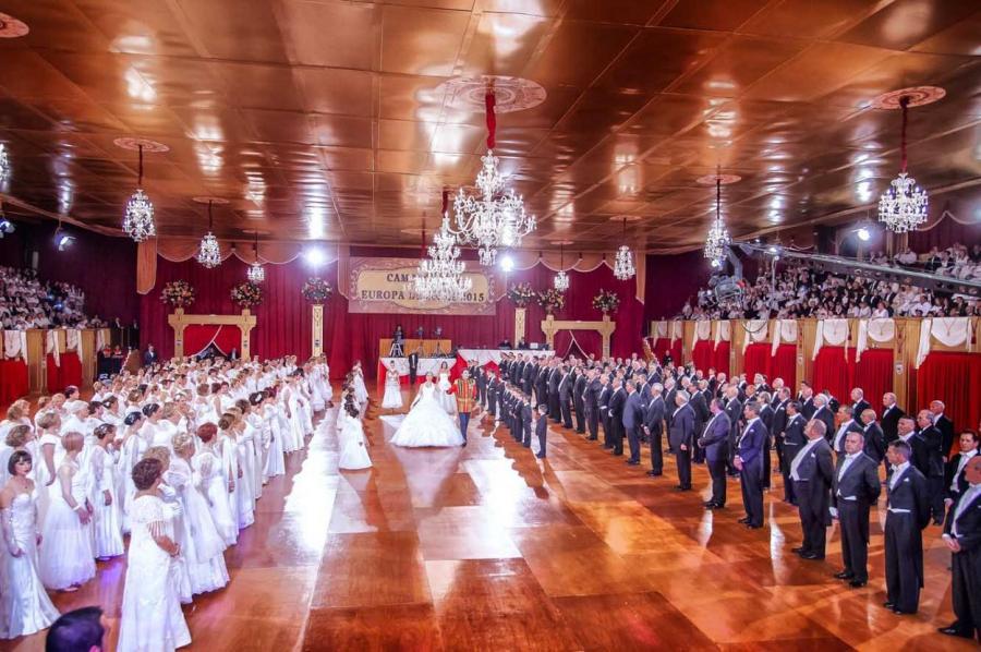 Torremolinos Fotos Baile Baile del emperador