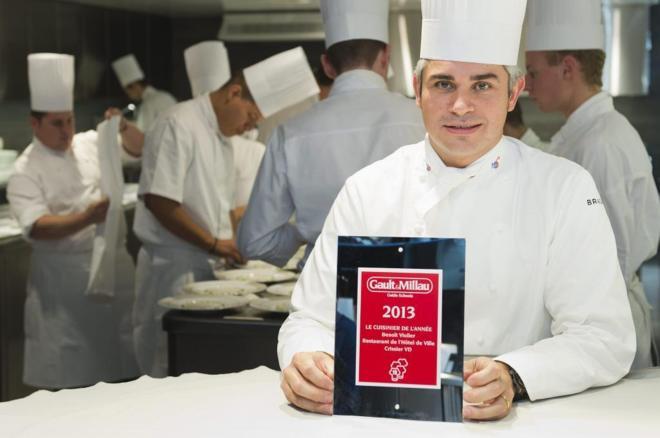 Restaurantes Restaurantes Muere Benoît Violier, chef de tres estrellas; la policía cree que se ha suicidado
